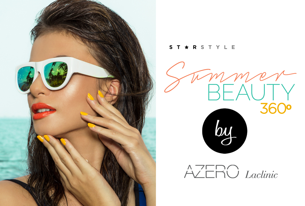 Summer Beauty 360º by AZERO Laclinic