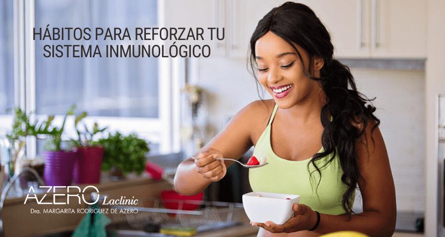 Hábitos saludables para cuidar tu sistema inmunológico