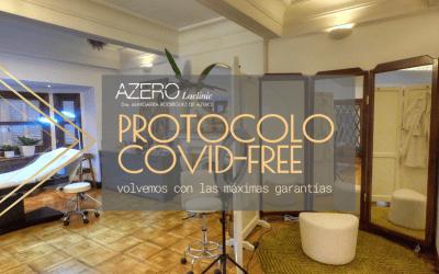 Conoce nuestro protocolo COVID-FREE